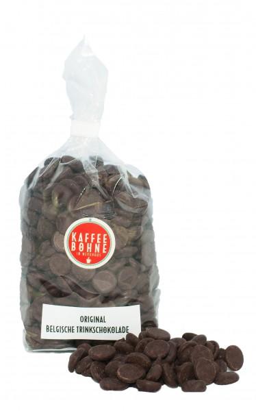 Belgische Trinkschokolade 70% Kakao