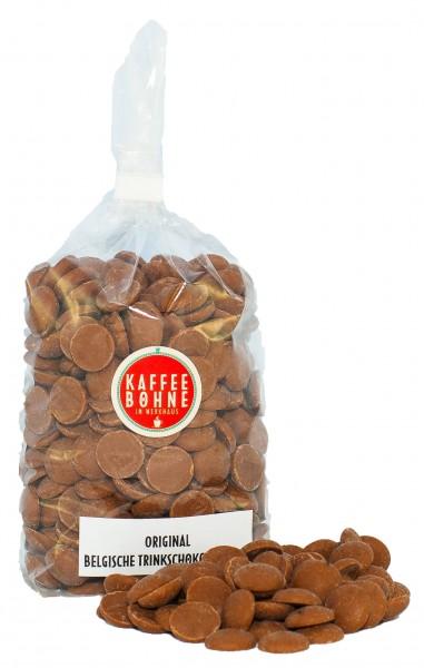 Belgische Trinkschokolade 33,6% Kakao