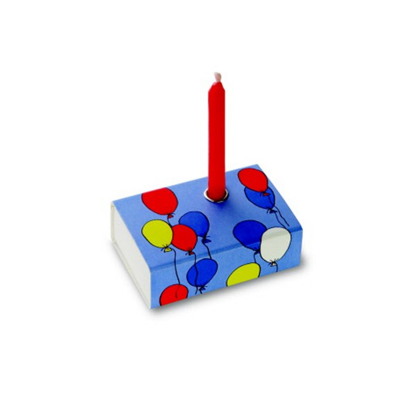 Luftballon Verschenk, Mitbring-, Denk-an-mich-Schachtel