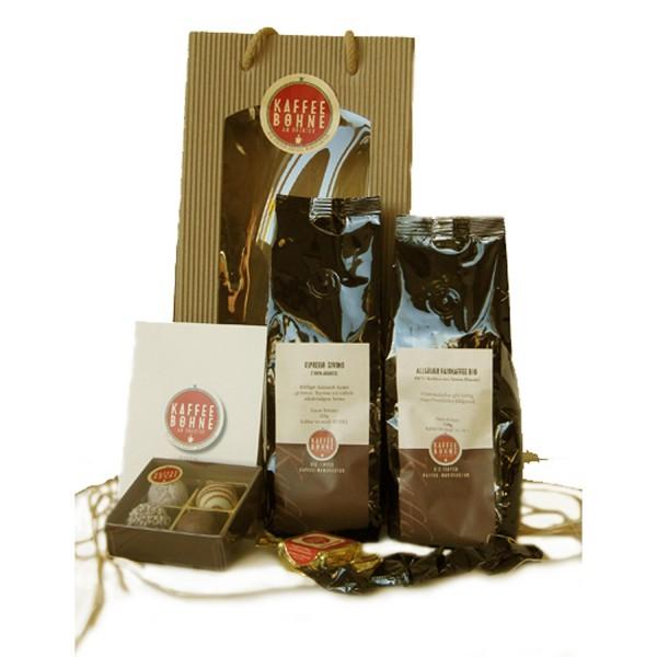 Geschenkset - Süsses mit Kaffee II